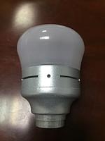 LED葫芦娃球泡灯塑包铝外壳 套件 散件 成品 裸灯。