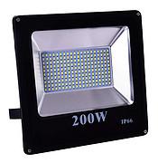 200w一体贴片投光灯