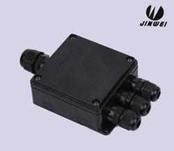金维JW IP68 防水接线盒一出三