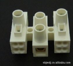 金维JW09 单卡矩形 低频LED注塑插式接线端子