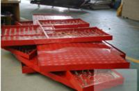 逸扬广告标 LED蓝景光电 特大字 铁皮冲孔字 专业制作 镀锌板材 稳定