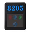 欧创源智能门牌MP-T101兼容性强电容触摸式门铃