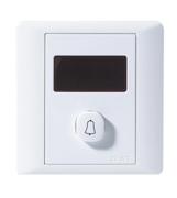 欧创源 强弱电门铃ML01 酒店流行标准门铃