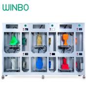 WINBO立式6机组3D打印机(高精度)/打印尺寸:305×205×305 mm×6
