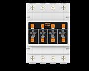 迈通智能 智能配电箱专用四分路智能断路器