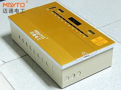 迈通智能 金色格调面板 别墅专用配电箱 智能家居配电箱