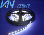 超薄4mm宽2835贴片软灯带1米120灯超薄灯箱灯条