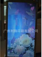 利锋印刷 高端3D灯箱 立体灯箱 LED灯箱