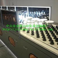 标准型环型链条输送链板式灯座老练变频调速LED球泡灯老化线