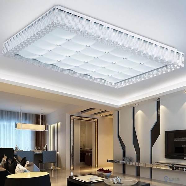led客厅吸顶灯选择什么样的最适宜