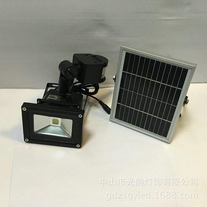 专业太阳能LED防水灯投影灯