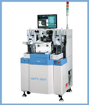 大族光电 自动化高强度面板焊接机