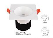阿雷佐 商业LED照明筒灯亚克力高光节能筒灯AL-CC10-002B