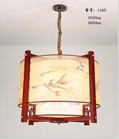 乔木森木艺古典中式吊灯1165