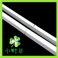 小叶草t5一体化led日光灯管1.2米全塑防水灯管雷士同款led节能日光灯