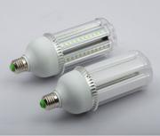 简约过道玻璃条形LED铝制玉米灯配件