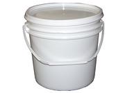 简约户外塑料圆柱形防水涂料桶