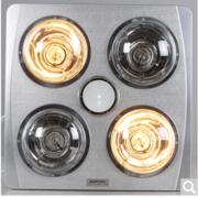 凯慕狮浴霸 FDP310A 灯暖型换气照明多功能吸顶式浴霸 NBSS取暖泡 普通吊顶