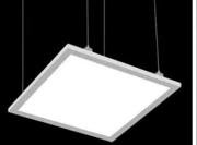 简约亚克力客厅正方形LED平板灯