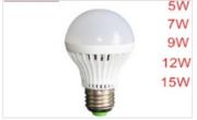 时尚简约室内智能白色LED球泡