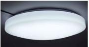 简约亚克力室内智能白色圆形吸顶灯