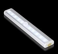 东宇护眼橱柜灯感应灯LED吊柜底板灯手扫感应挥手即亮工作灯包邮超薄