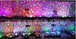 现代室内魔球水晶LED舞台灯