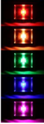 简约智能防水LED户外亮化灯具
