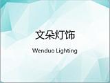 LED文朵灯饰