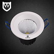 盾王LED圆形 单头筒灯