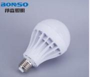 现代简约LED节能仿陶瓷球泡