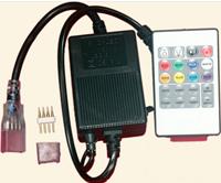 现代简约高压LED七彩RGB遥控控制器