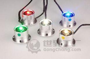 简约彩色LED大功率舞台灯