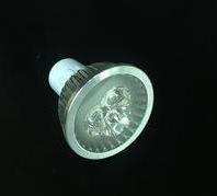 简约室内3W大功率LED灯杯