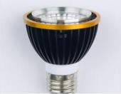简约室内4W大功率LED灯杯