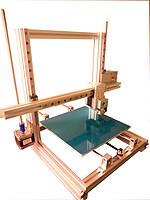 YL3V160AFDM灯具3D打印机