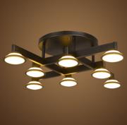 北欧创意客厅LED吸顶灯