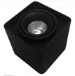 雷尼司现代LED白色黑色筒灯射灯