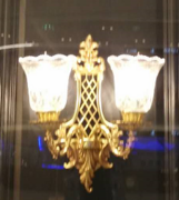 雷力现代室内欧式壁灯