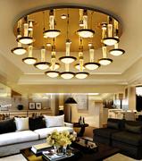 欧式简约时尚室内玻璃吊灯