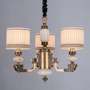 玛莎蒂罗66019-3新中式美式灯吊灯