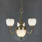 玛莎蒂罗98001-3新中式美式灯吊灯