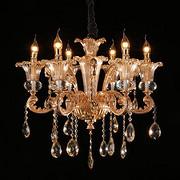 玛莎蒂罗现代86073-6开蜡烛灯吊灯