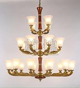 欧式贵族室内吊灯