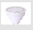 简约11W一体化三基色节能灯杯