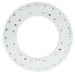 现代圆框LED吸顶灯铝基板