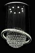 爵品欧式典雅室内水晶灯9023-700L5D