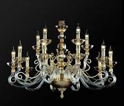 金丰美现代室内欧式水晶51240-10-5吊灯