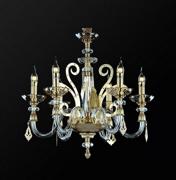 金丰美现代欧式室内水晶51239-6吊灯