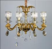 金丰美现代室内欧式水晶88801-8吊灯